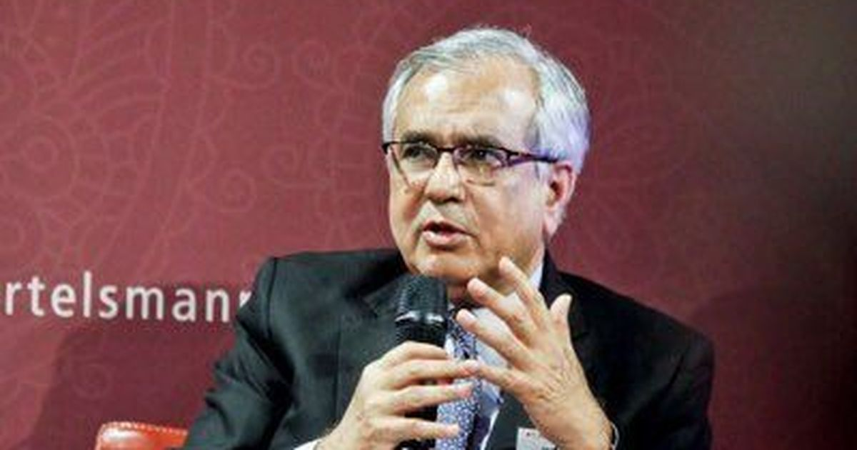 Rajiv Kumar is new NITI Aayog Vice-Chairman