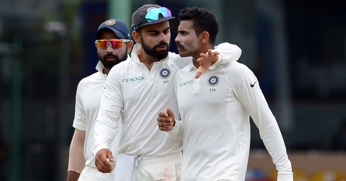 Ravindra Jadeja five-for helps India seal their eighth consecutive Test series win