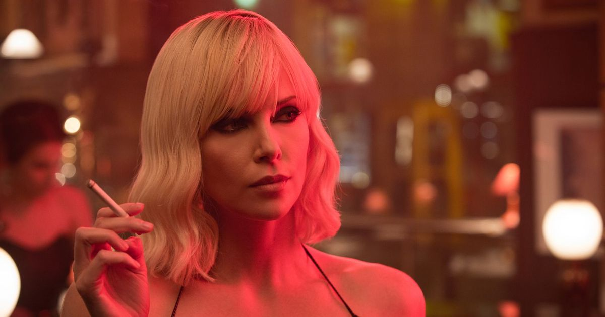 'Atomic Blonde' review: Forget the plot and focus on the visuals