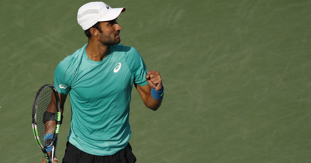 Indian tennis round-up: Yuki Bhambri advances in Busan, Karman Kaur Thandi retires hurt at Wuhan
