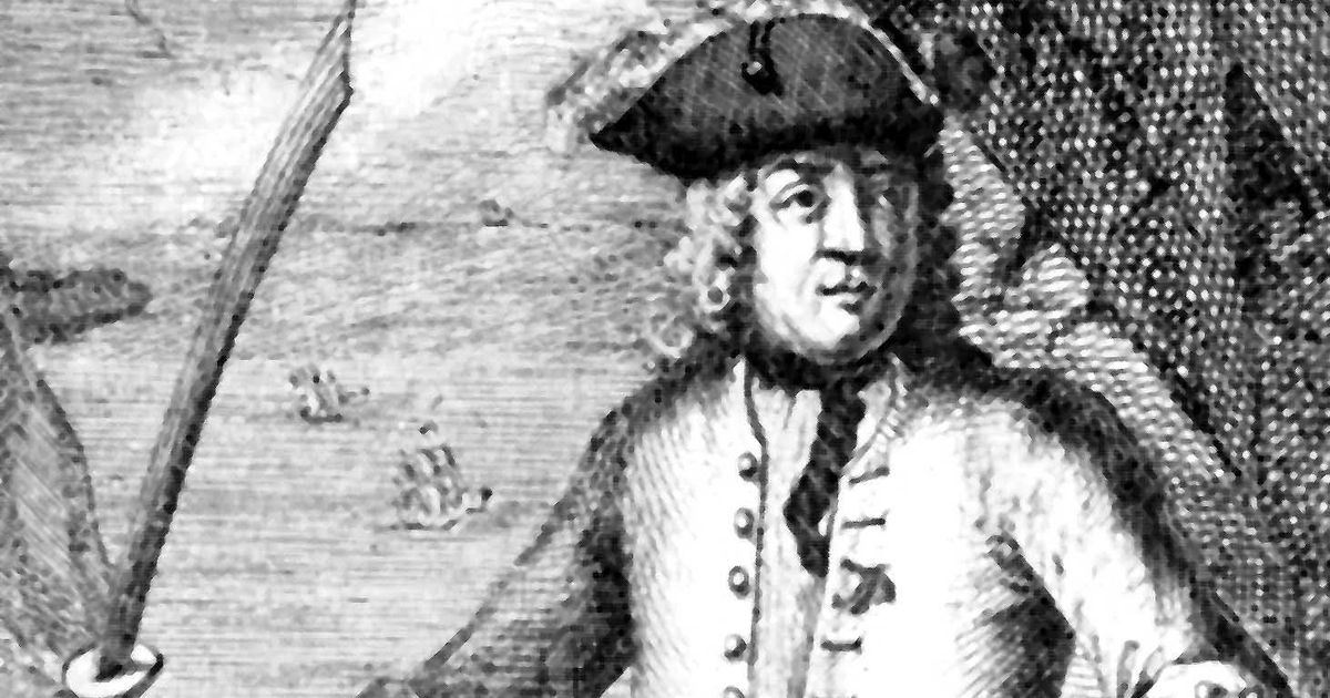 When pirate Henry Avery hijacked a Mughal ship, souring