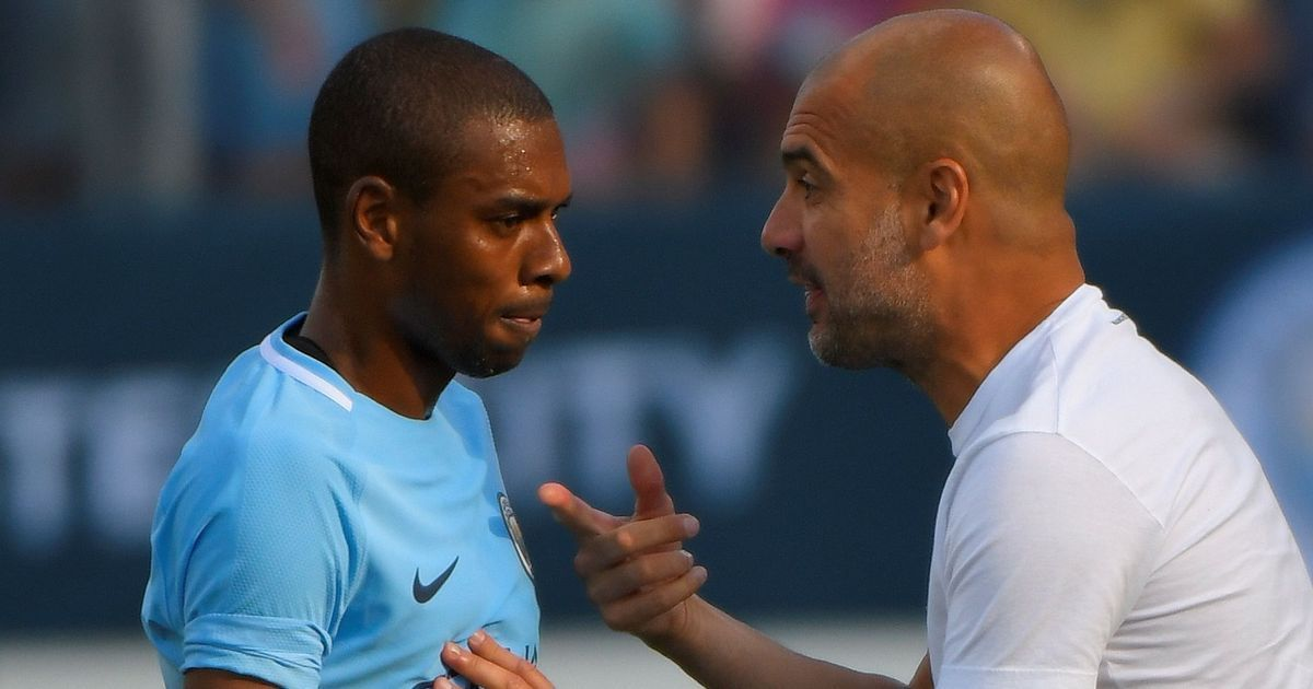 We're buying three more players - Guardiola