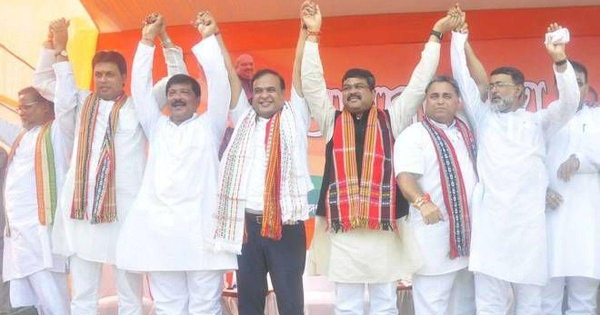 क्यों त्रिपुरा में टीएमसी छोड़ने वाले छह विधायक आधिकारिक तौर पर भाजपा के नहीं हो पाए हैं?