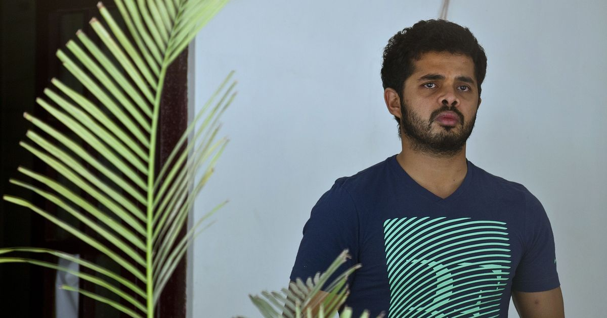 Sreesanth may play for Kerala in Ranji Trophy after ban ends: Report