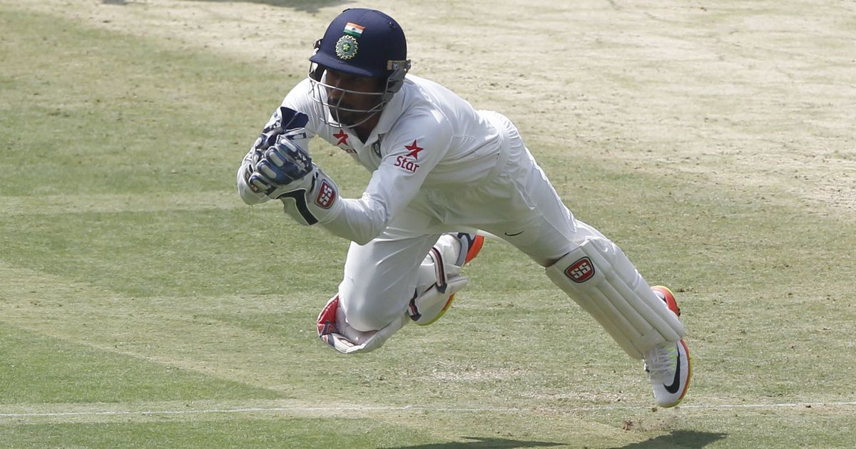 Wriddhiman Saha undergoes successful finger surgery for fracture sustained during pink-ball Test