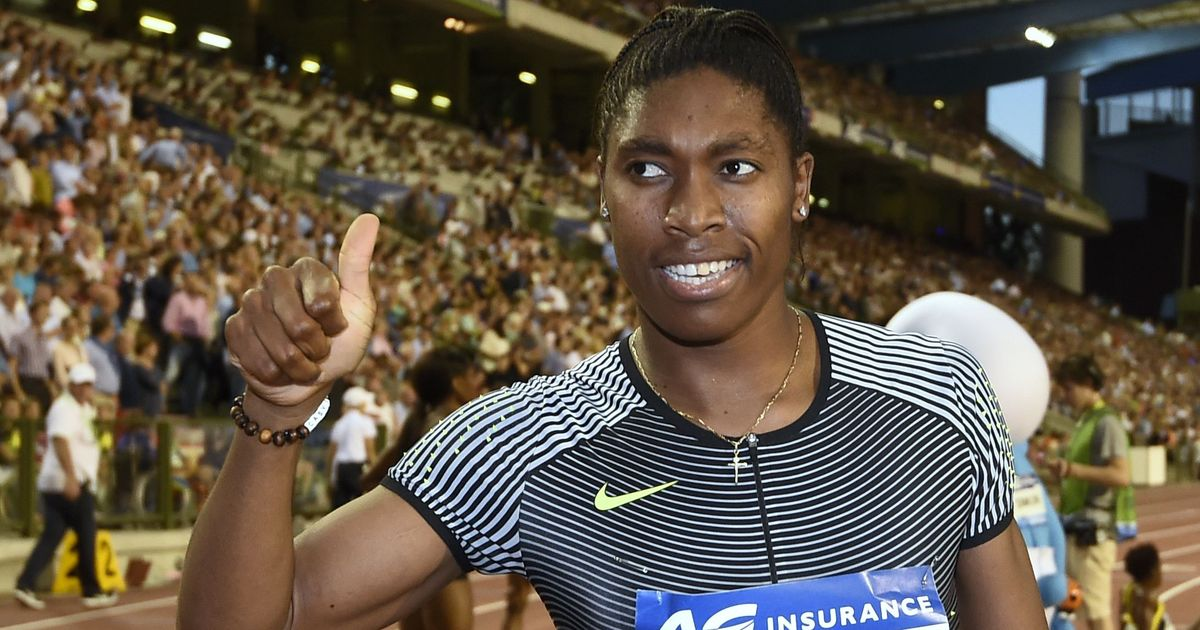 Athletics: Semenya to run 2,000 metres track race in France, first competition since IAAF ruling