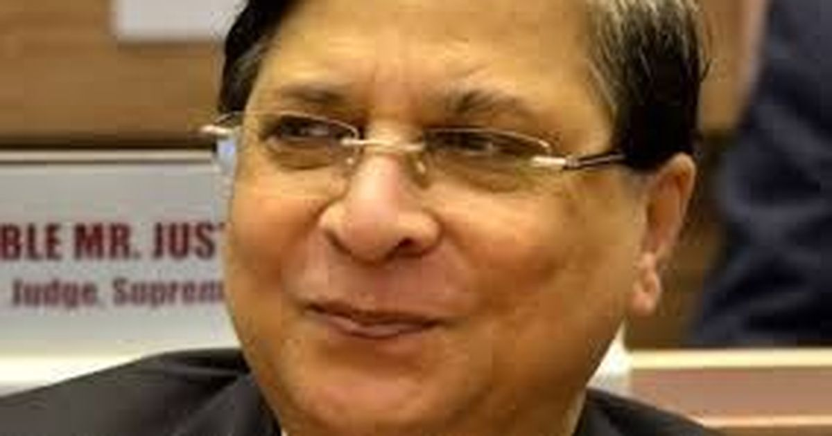 CJI Dipak Misra begins hearing cases as usual, after reports that he would speak about crisis