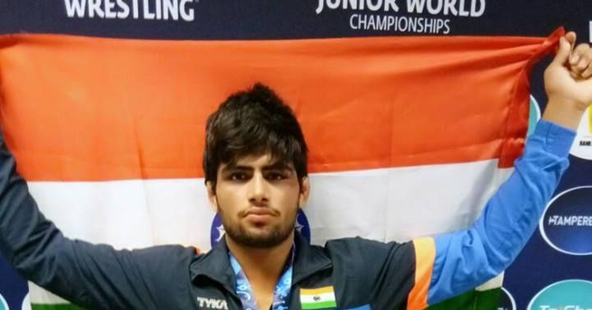 Passion over money: Greco-Roman wrestler Sajan Bhanwal carves a niche for himself