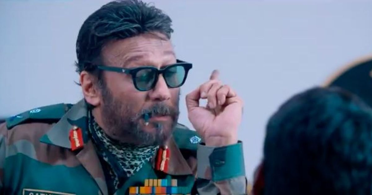 Watch: Jackie Shroff joins the hunt for a mysterious murderer in 'Maayavan'