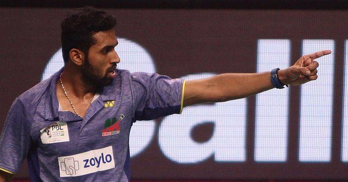 HS Prannoy jumps to world No 15 in latest badminton rankings