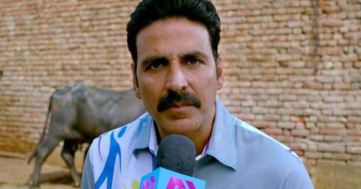 'Toilet: Ek Prem Katha' film review: What's next? 'Aadhaar: Ek Prem Kahani?'