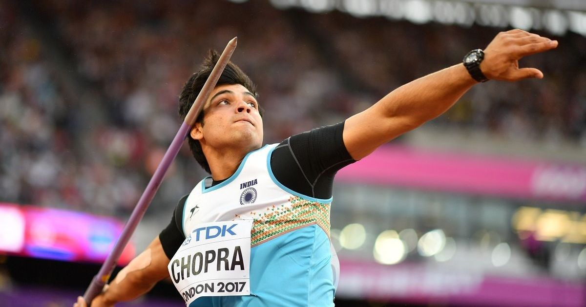 Javelin thrower Neeraj Chopra wins silver at Offenburg meet with a throw of 82.80m