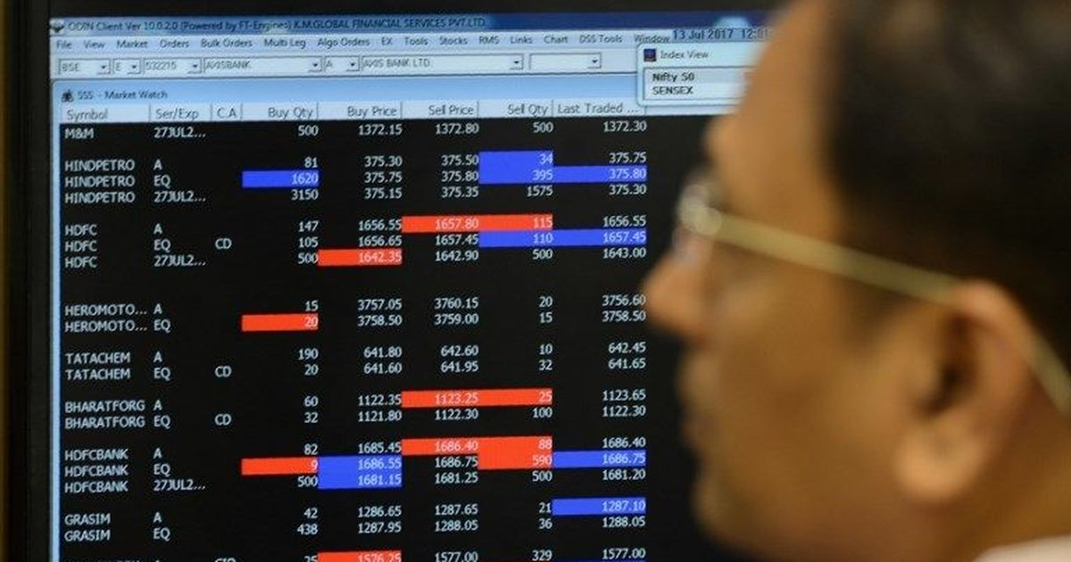 Sensex tanks 317 points, Nifty 109 points as US-North Korea tensions affect Asian markets