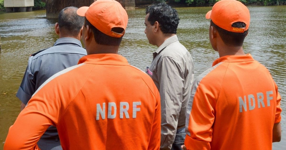 Tripura: Floods maroon 6,000 people, NDRF carries out rescue operations