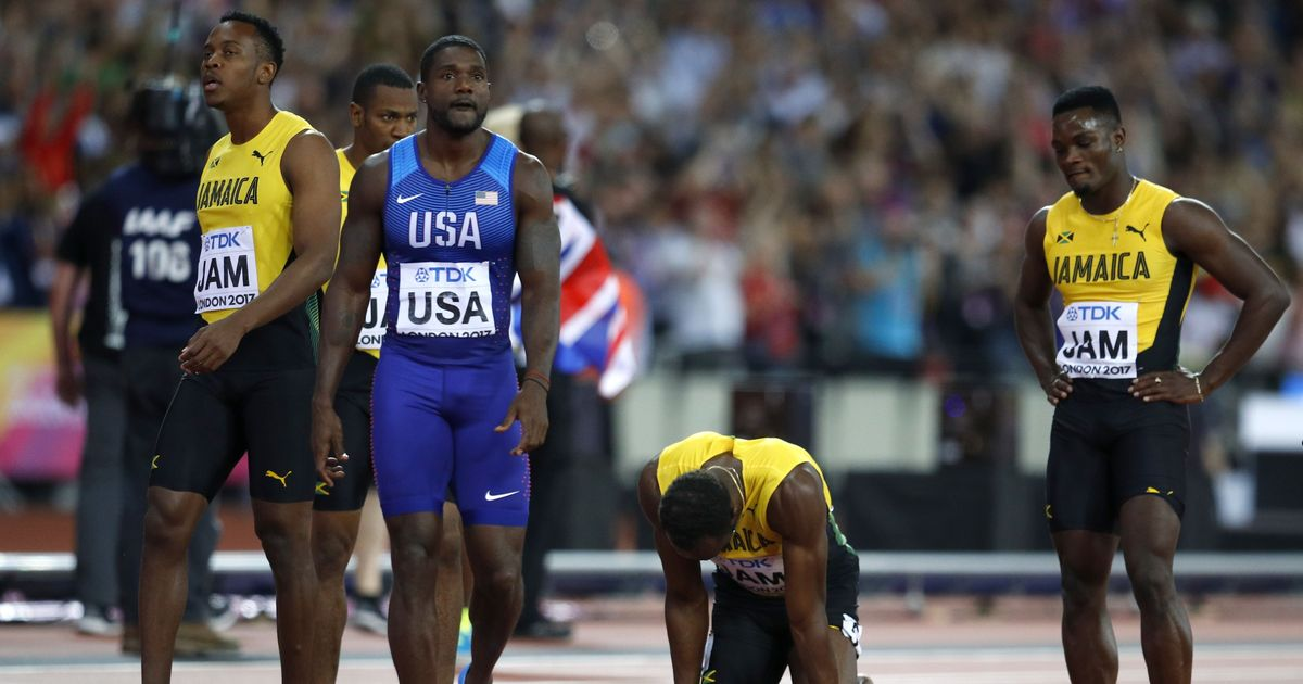 Justin Gatlin: 'You can't let this championships define what Usain Bolt has done in the past'