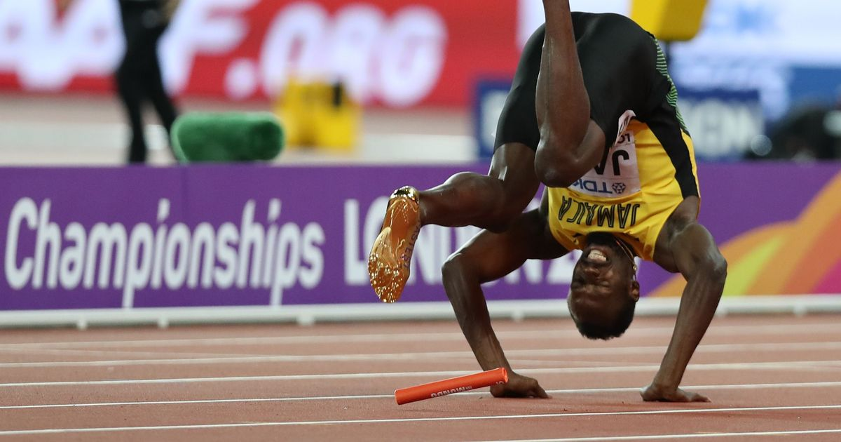Bolt's absolute mastery thrilled us but his final race showed us that you can't outrun time