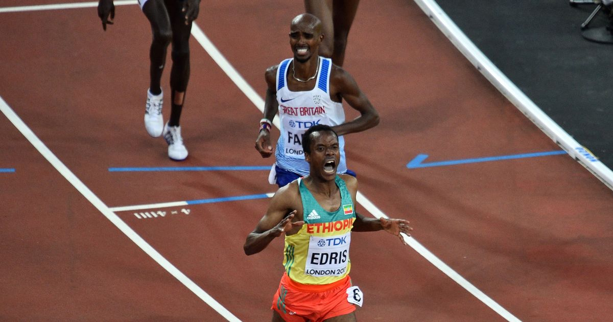 Bolt loses world race; still fan favorite