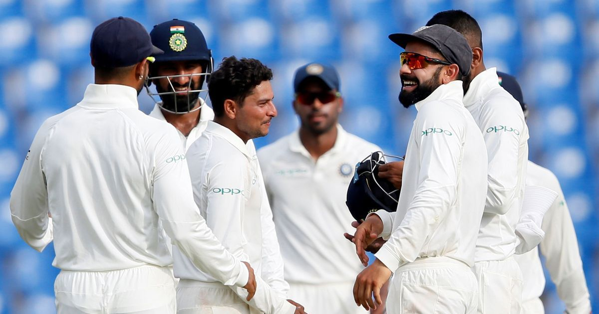 SL v India, 3rd Test, Day 2 as it happened: Pandya century, Kuldeep four-for put India in control