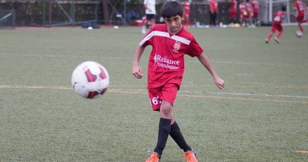 Kshitij Kumar, 13-year-old striker, joins Dutch club NEC Nijmegen's Under-15 team