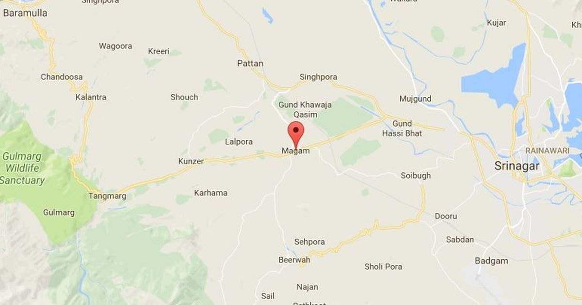 Four securitymen injured in grenade attack in Kashmir