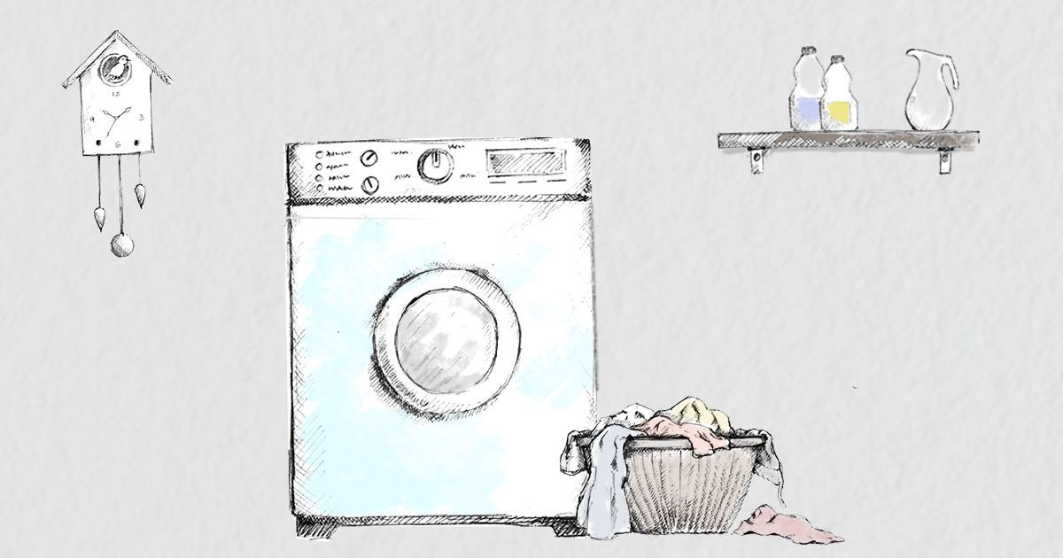 What's the difference between 'a' washing machine and a 'great' washing machine?