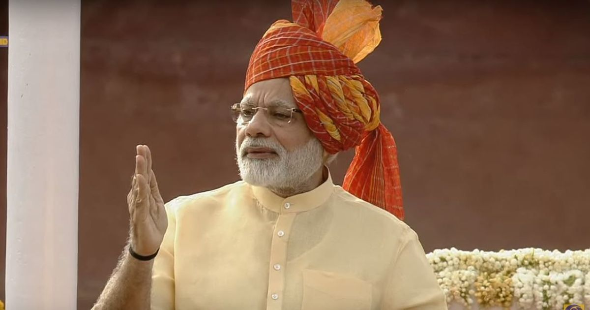 Modi's Independence Day prescription for Kashmir: Not insults or bullets, but hugs