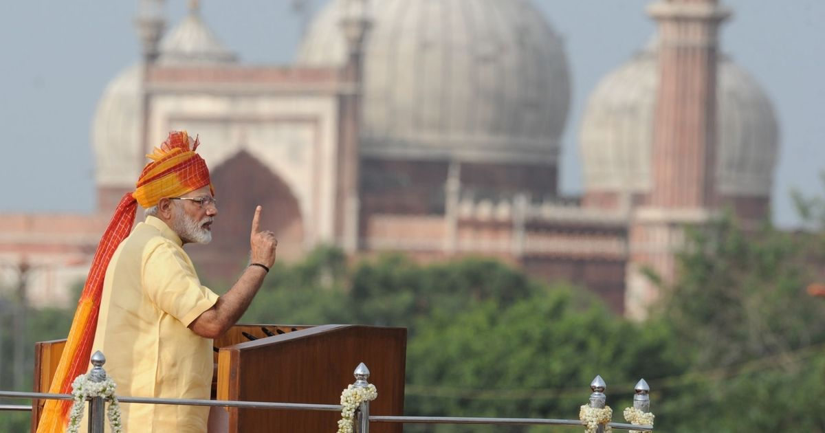Full text: We have to think of Badal Sakta Hai attitude, says PM Modi on 71st Independence Day