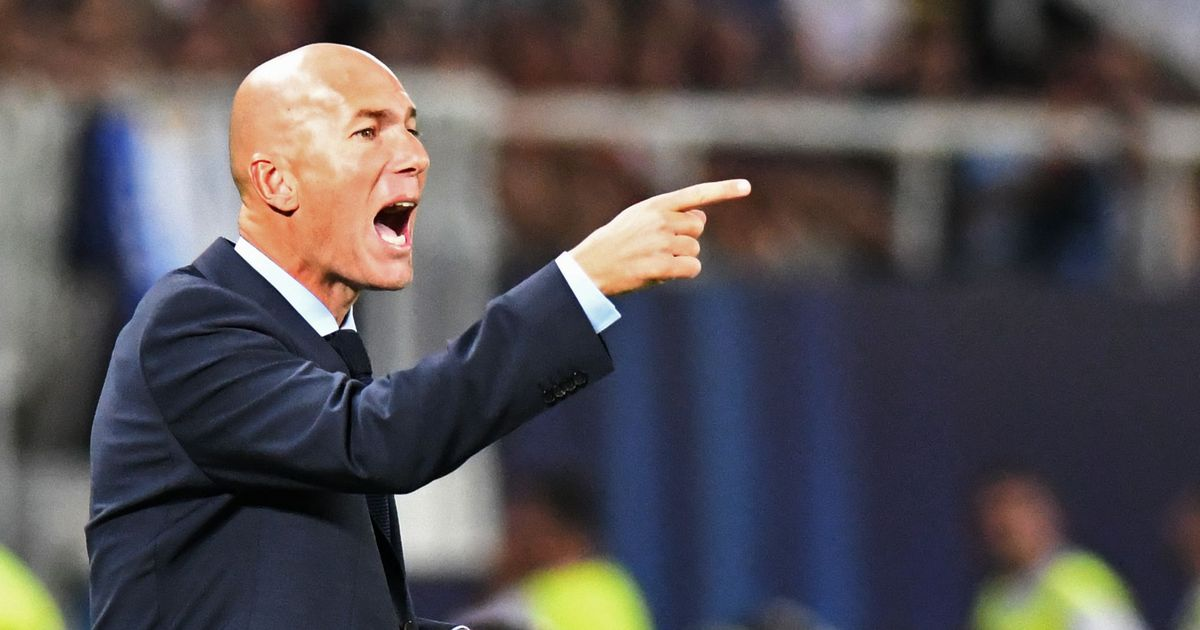 'No goals, no luck and no explanation': Zidane, Real Madrid under fire after dismal run