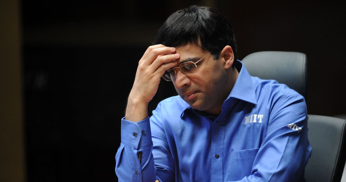 'Ridiculous': Viswanathan Anand hits back at those gunning for his retirement