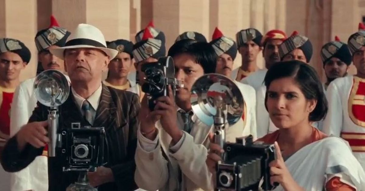 That Indian woman photographing Mountbatten in 'Viceroy's House'? It's probably Homai Vyarawalla