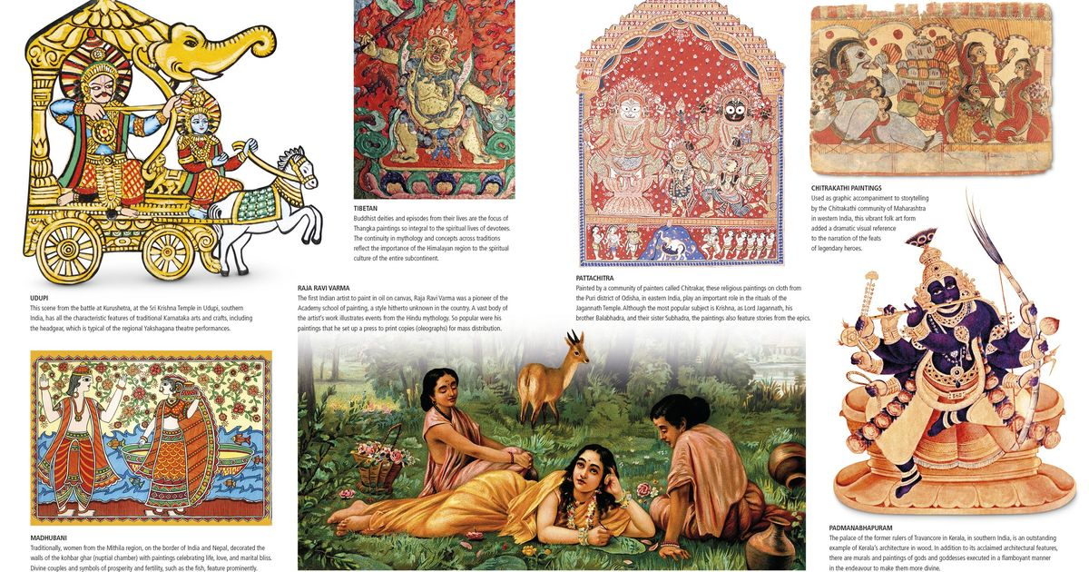 How a 15-member team produced a lush visual version of the 'Mahabharata'