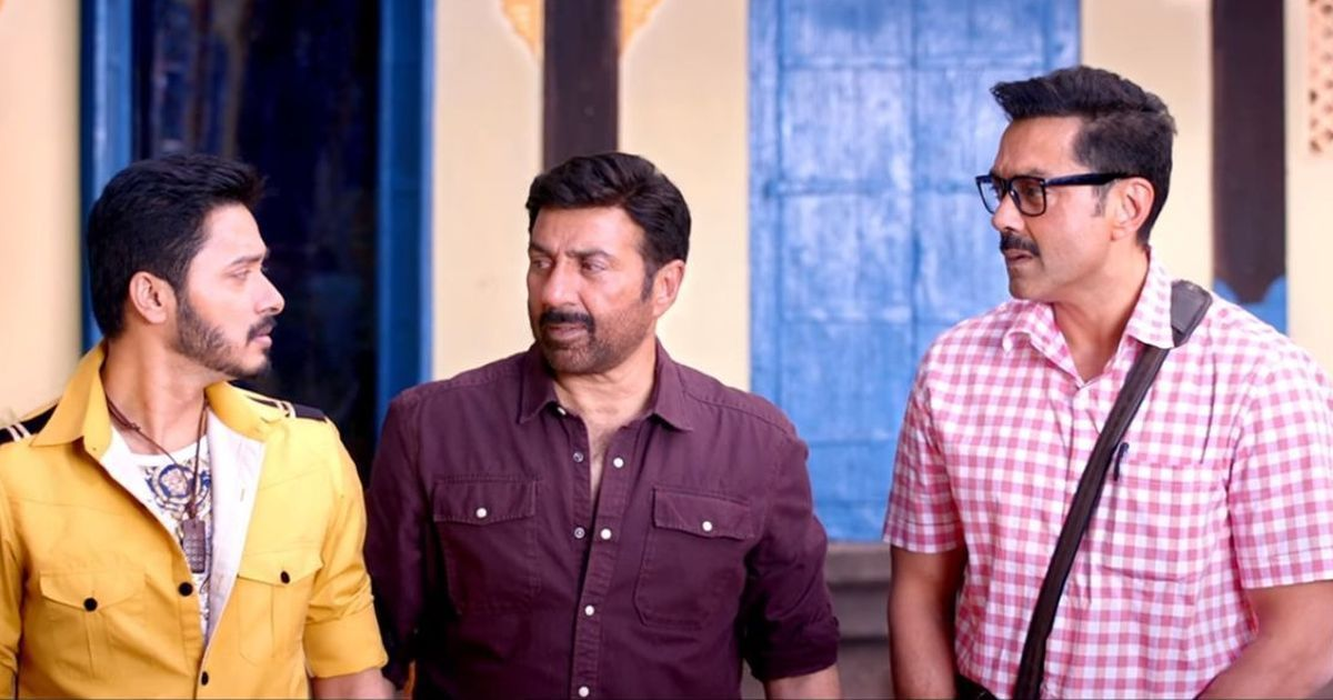 'Poster Boys' film review: An inoffensive comedy that will give fans of Deol brothers a good time
