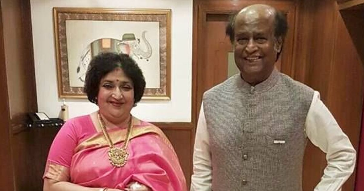 Supreme Court rejects plea filed by Rajinikanth's wife against order asking her firm to pay its dues