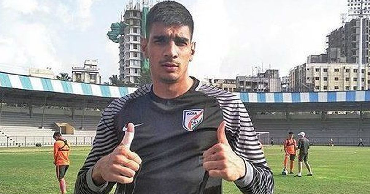 We head into 2019 Asian Cup as underdogs': India 'keeper