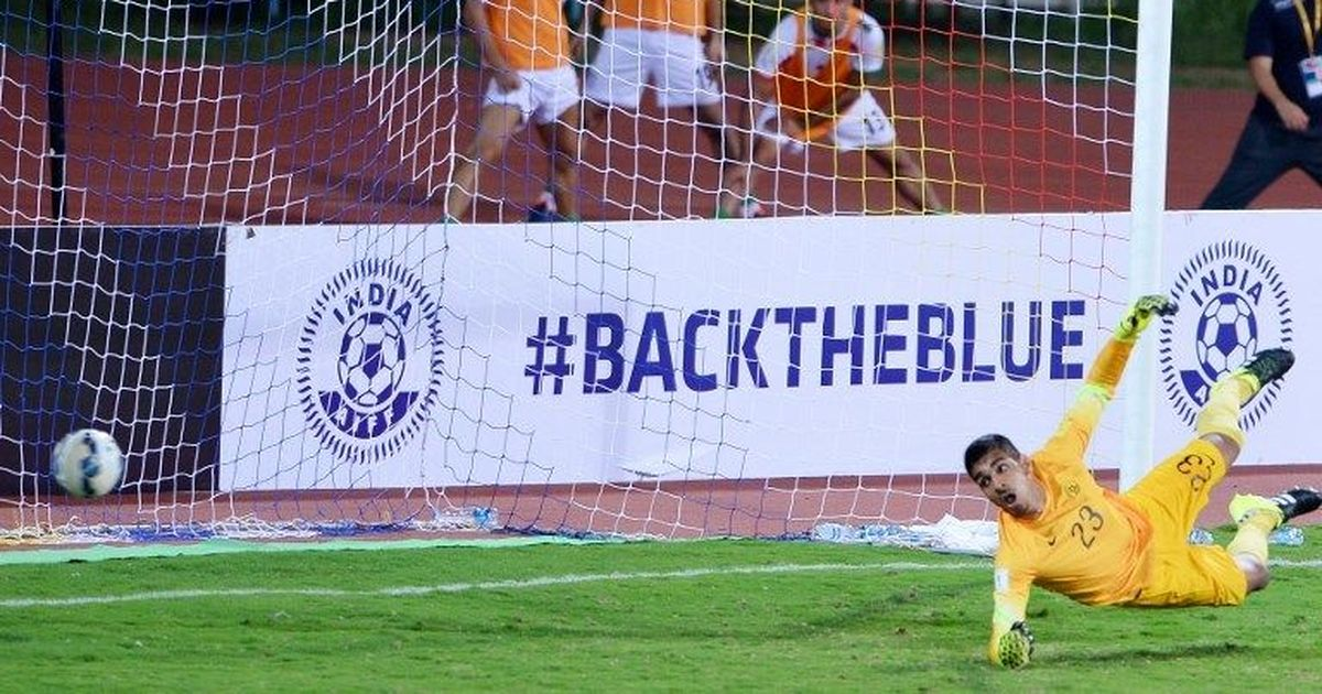 Asian Cup exit was a bitter pill but I have moved on, says Indian goalkeeper Gurpreet Sandhu