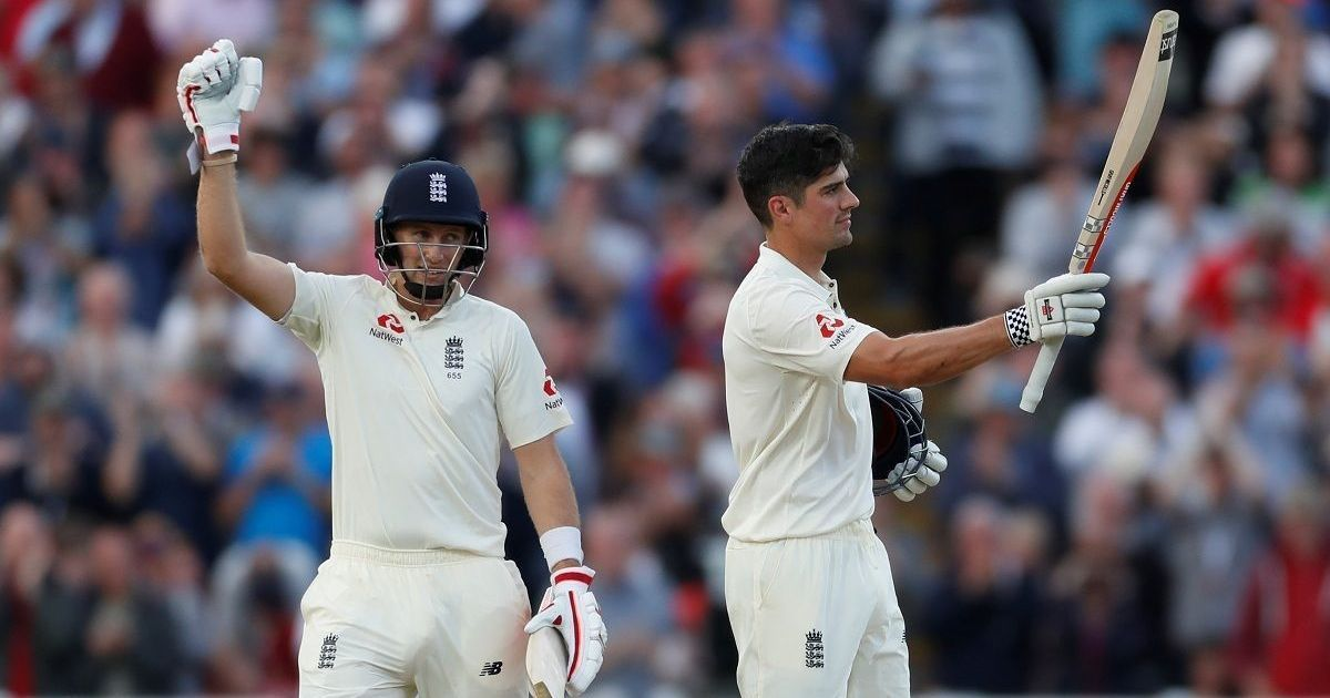 Cook, Root steady England in day-night test against West Indies