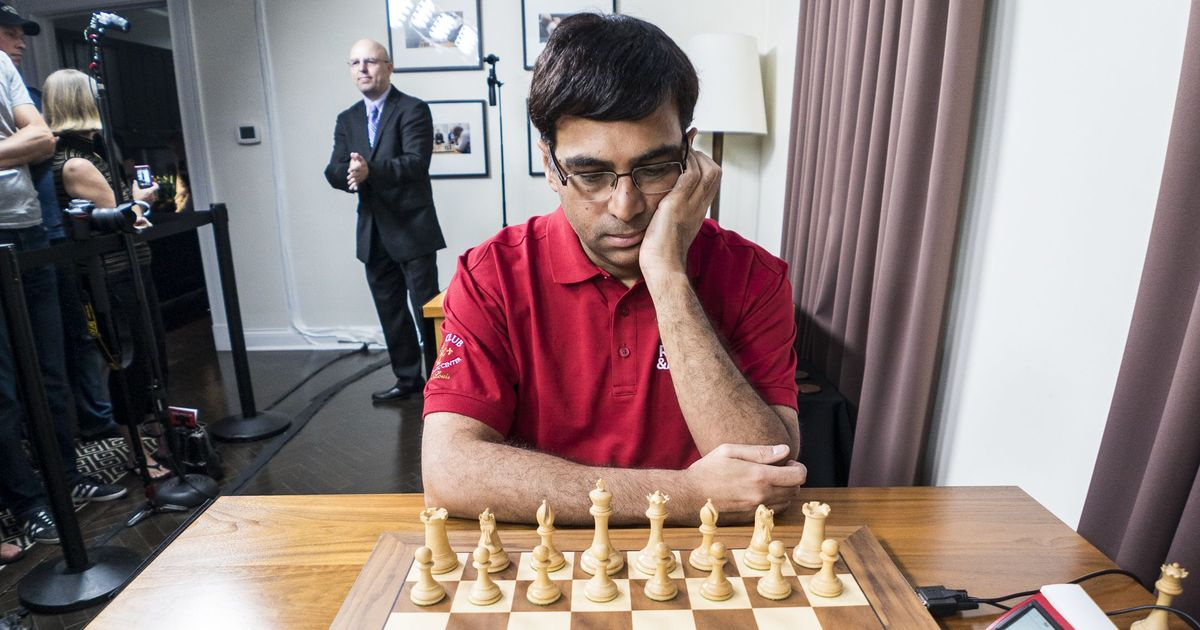 Victor of Saint Louis Rapid Levon Aronian now leads Blitz competition