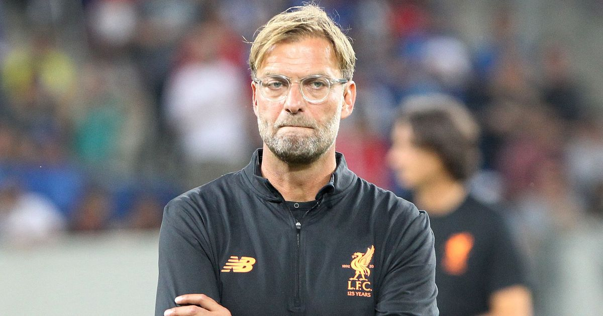 'Biggest game I can imagine': Klopp backs Liverpool to come good against United