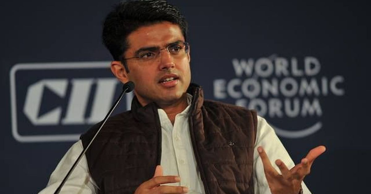Sachin Pilot challenges Rajasthan govt's ordinance in HC