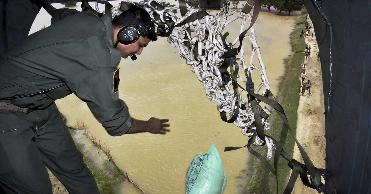 Floods claim 53 more lives in Assam, Bihar, West Bengal