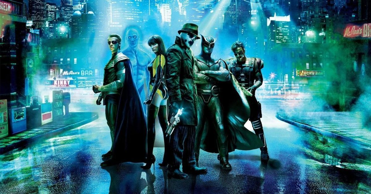 Book versus movie: Zack Snyder's version of 'Watchmen' shows what is wrong with superhero films