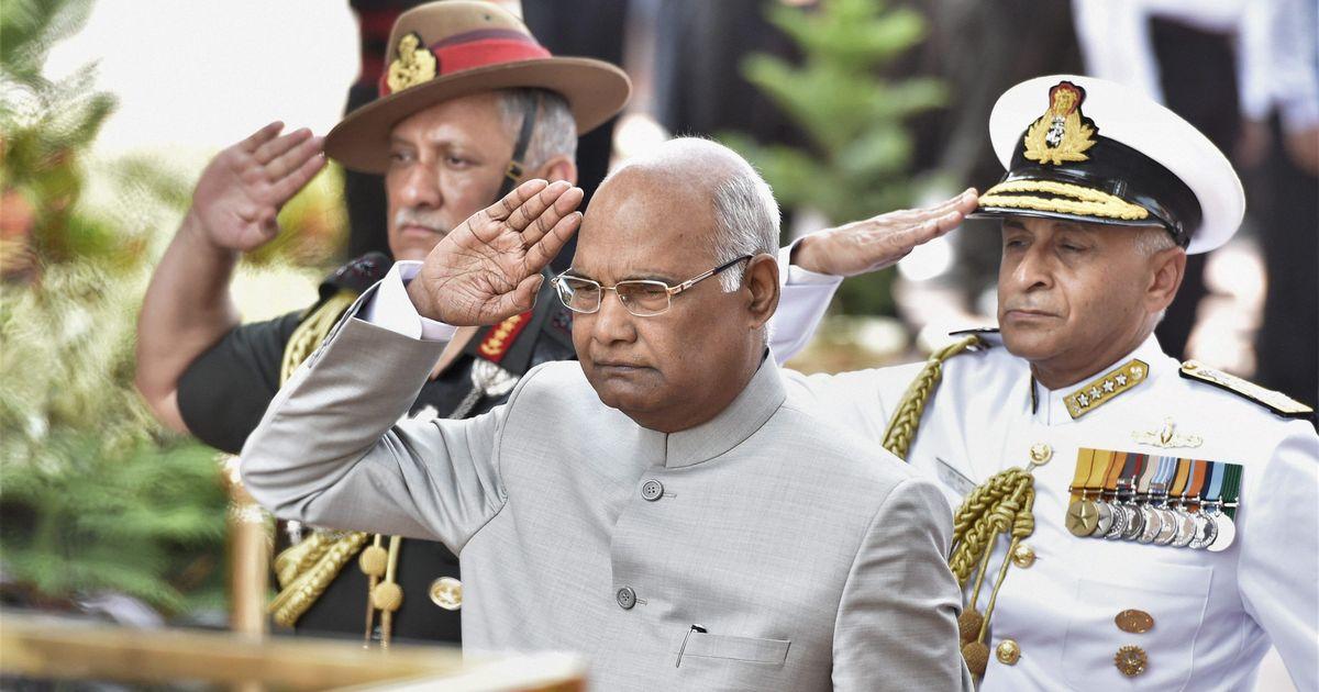 जहां राज्यपाल के तौर पर जाने को नहीं मिला था वहां रामनाथ कोविंद राष्ट्रपति की हैसियत से जाएंगे