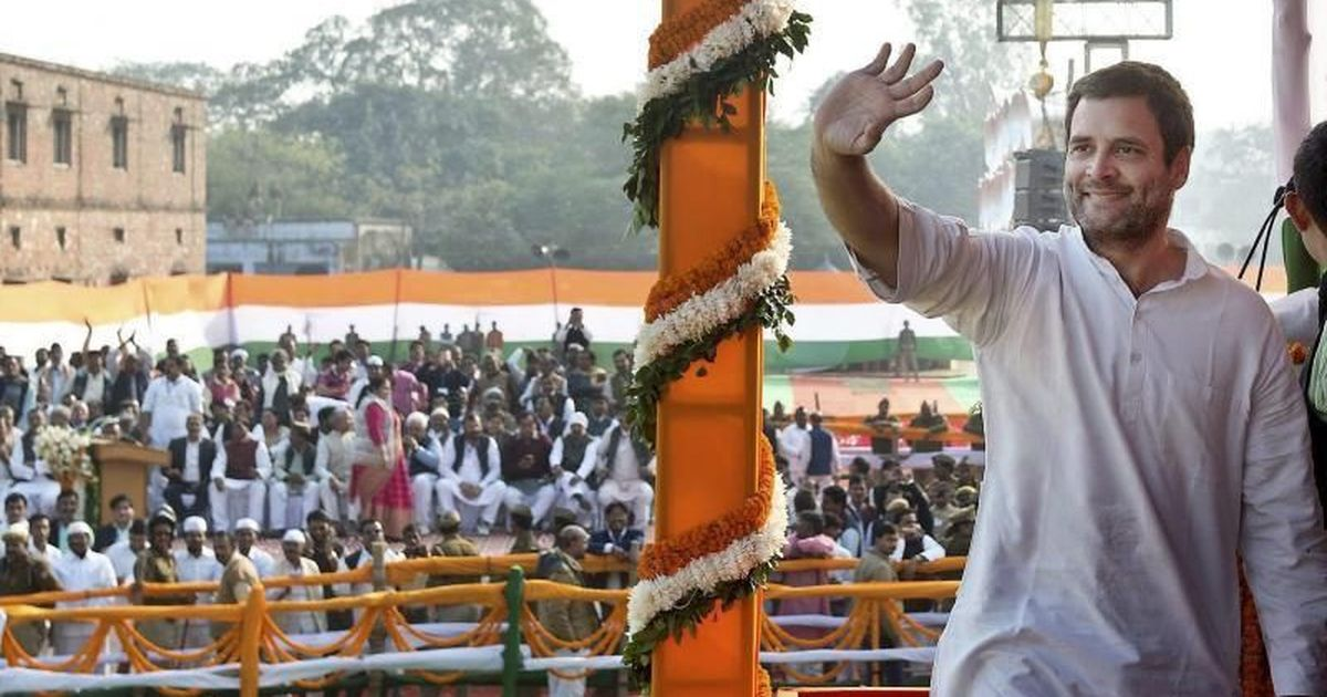The big news: Rahul Gandhi may take over as Congress president after Diwali, and 9 other top stories