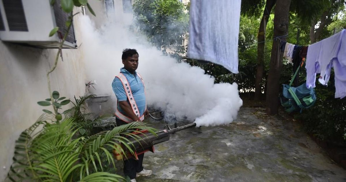 Dengue claims first life in Delhi this season, 325 hit