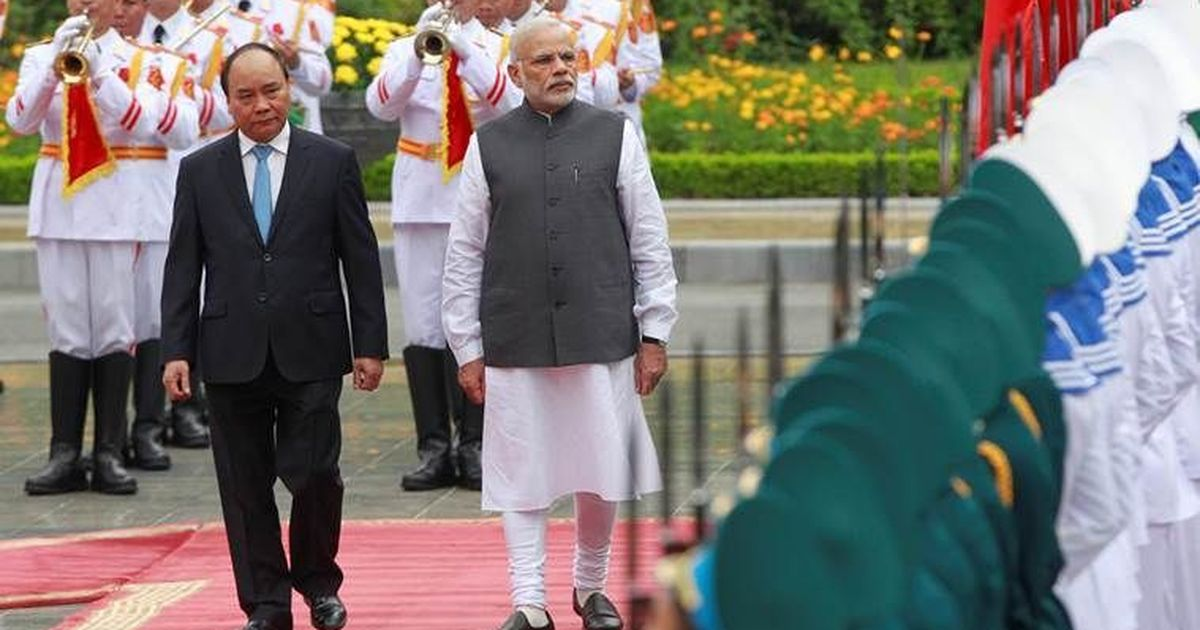 Why Vietnam is at the centre of India's policy to counter China