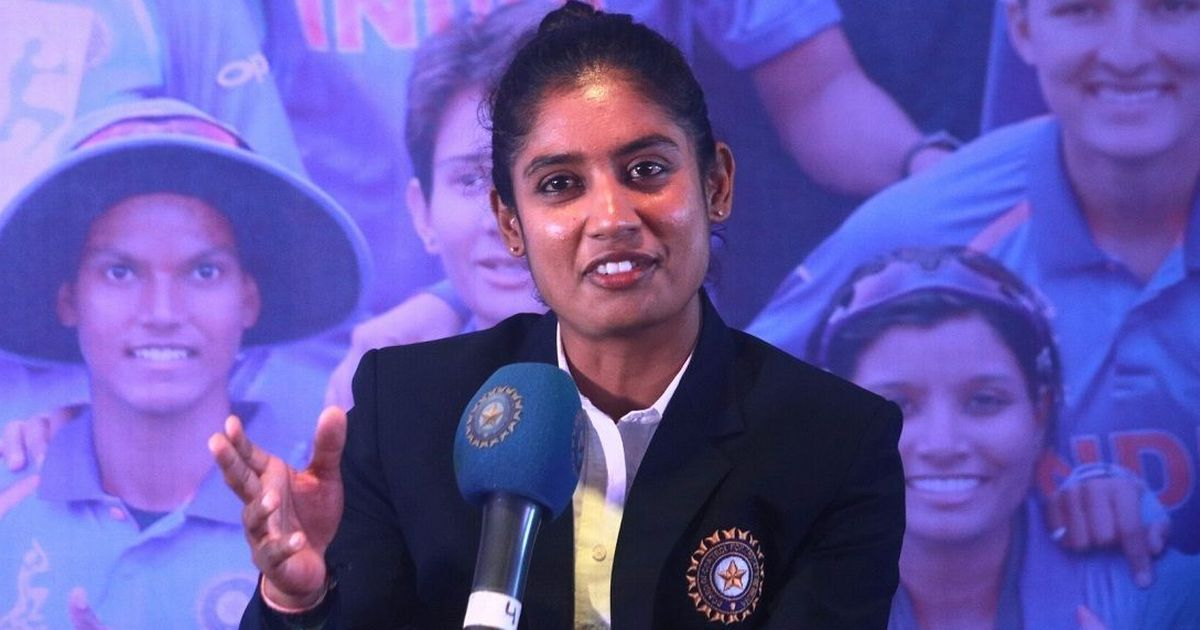 Biopic on Indian women's cricket team Mithali Raj announced