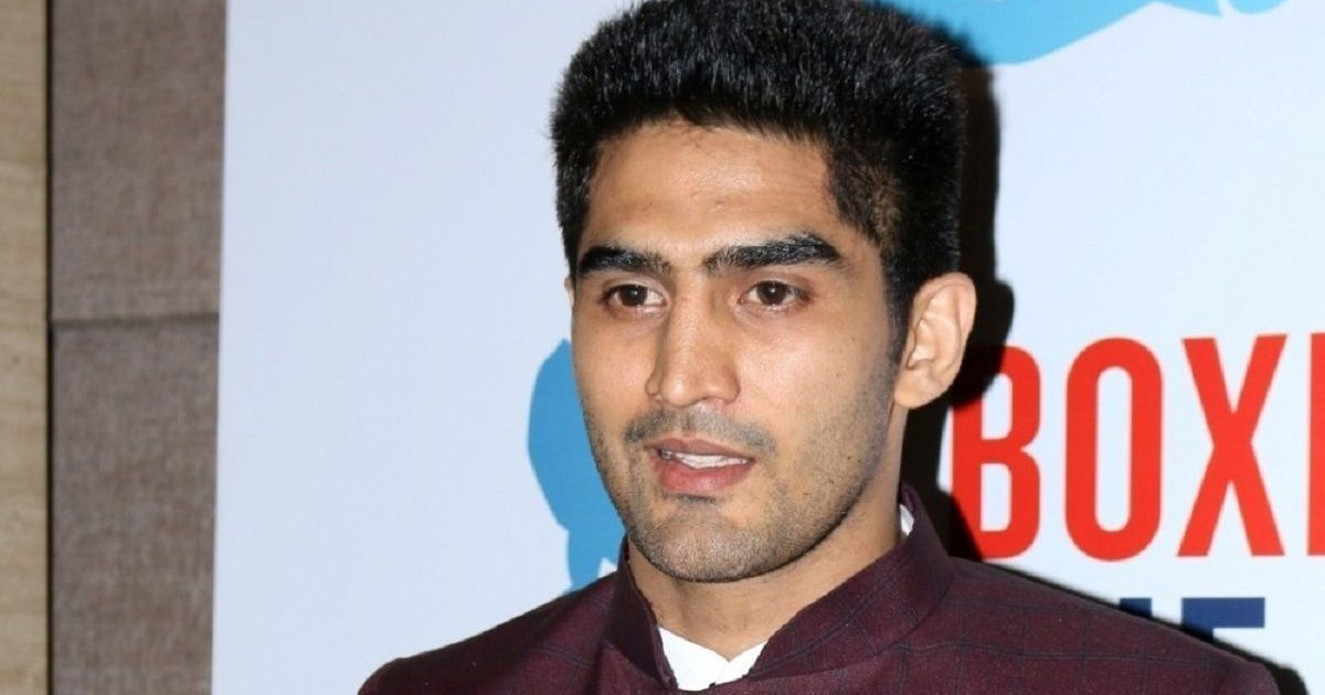 Farmer protests: Boxer Vijender Singh says he will return Khel Ratna if 'black laws' are not removed