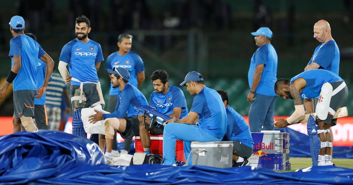 India to hold camp ahead of two-month long South Africa tour