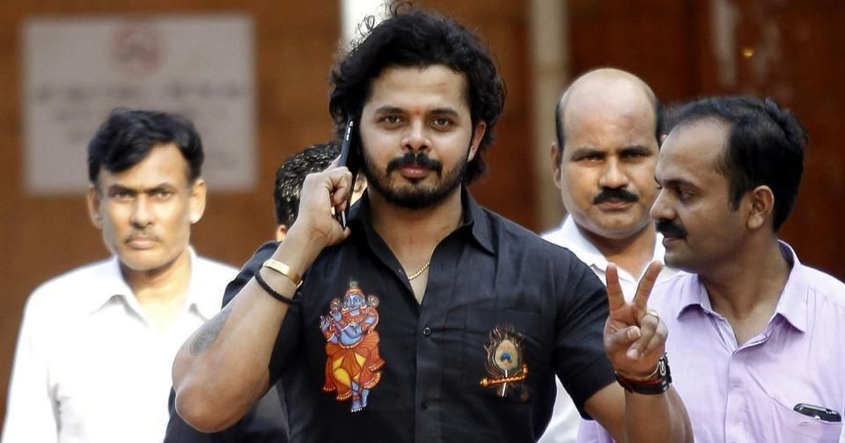 Image result for SREESANTH