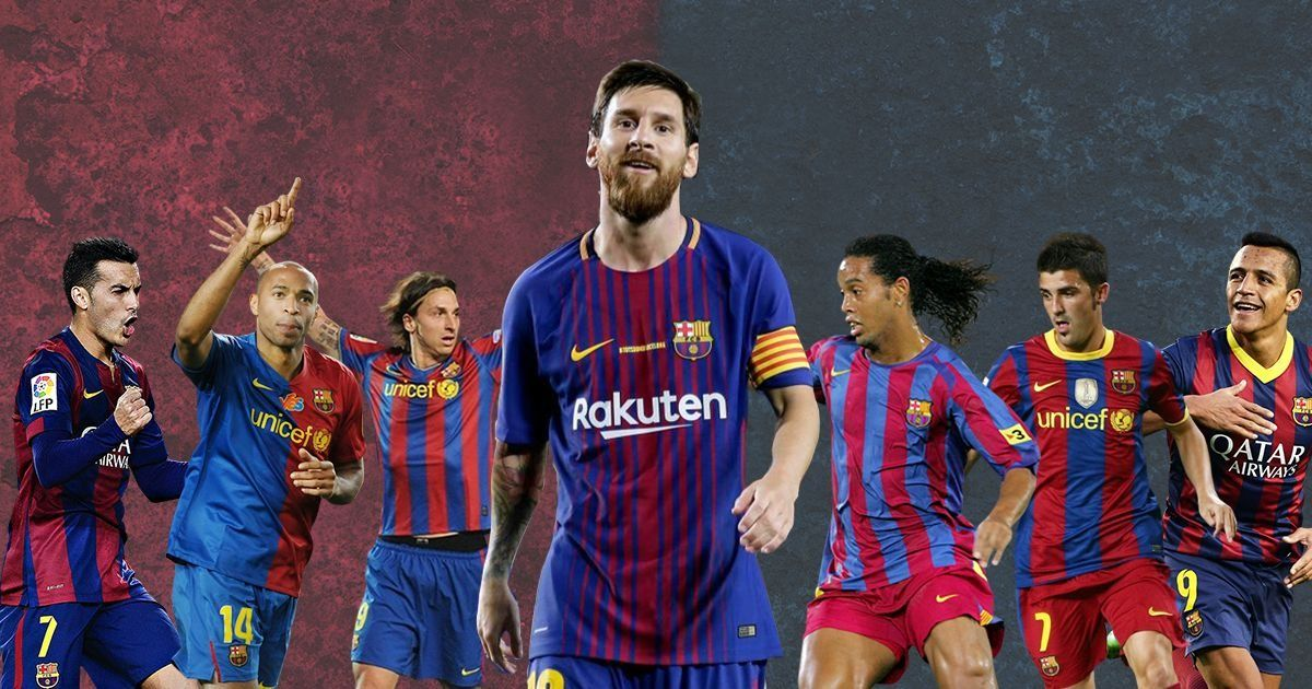 pretty nice c0916 2286f A Messi situation: Eight Barcelona players who got tired of ...